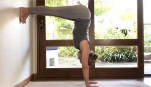 10 Min Upside Down Energise