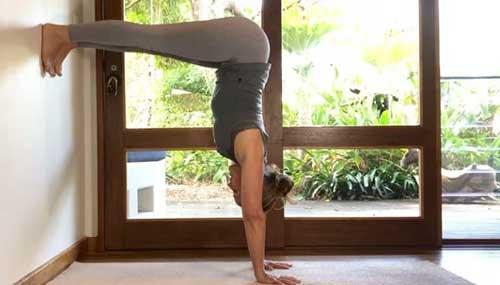 20 min Upside Down & Healthy